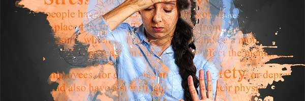 Pandemic How to Overcome the Stress of Being on Lockdown stressed woman - Pandemic - How to Overcome the Stress of Being on Lockdown?